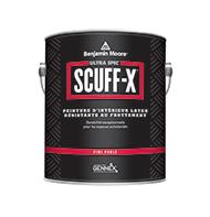 MAADCO PAINTS INC Couronnée de prix, Ultra SpecMD SCUFF-XMD est une peinture révolutionnaire à un seul composant qui résiste aux marques de frottement avant qu'elles n'apparaissent. Conçue pour les professionnels, elle met en vedette une protection de pointe contre le frottement.